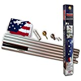 Valley Forge AFP20D American Flag Kit, 20' Polyester, Multi color